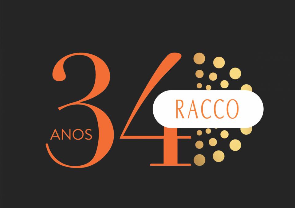 HAPPY RACCO - Evento 34 Anos da Racco
